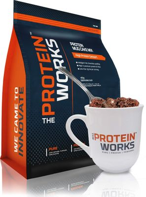 TPW Protein Mug Cake Mix