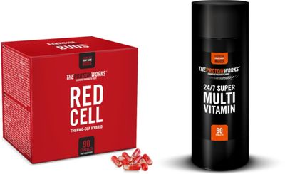 TPW Red-Cell + 24/7 Super Multivitamin