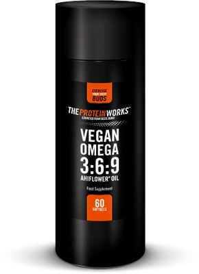 TPW Vegan Omega 3:6:9 Ahiflower oil