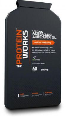TPW Vegan Omega 3:6:9 Ahiflower oil