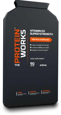 TPW Vitamin D3 Super Strength