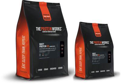 TPW Whey Protein 80 2000 g + 250 g ZDARMA