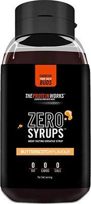TPW Zero Syrups