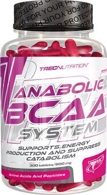 Trec Nutrition Anabolic BCAA System
