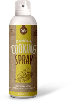 Trec Nutrition Better Choice Canola Cooking Spray