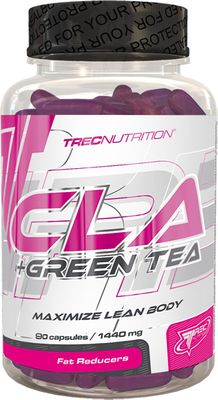 Trec Nutrition CLA + Green Tea