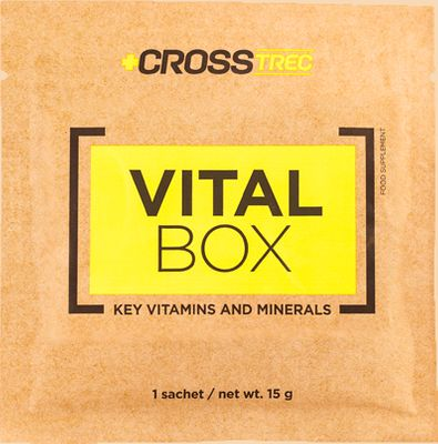 Trec Nutrition CrossTrec Vital box
