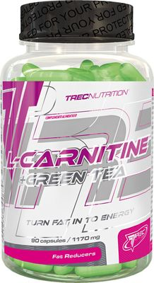 Trec Nutrition L-carnitine +green tea
