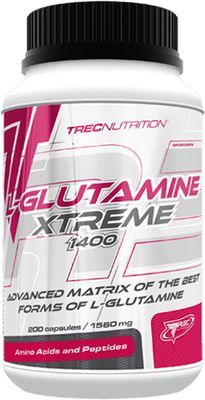 Trec Nutrition L-Glutamine Xtreme