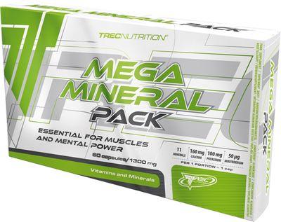 Trec Nutrition Mega Mineral Pack