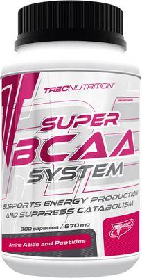 Trec Nutrition Super BCAA System