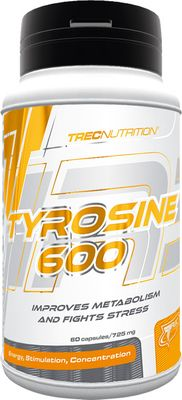 Trec Nutrition Tyrosine 600