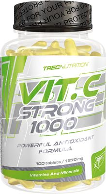 Trec Nutrition Vitamin C Strong 1000