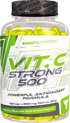 Trec Nutrition Vitamin C Strong 500