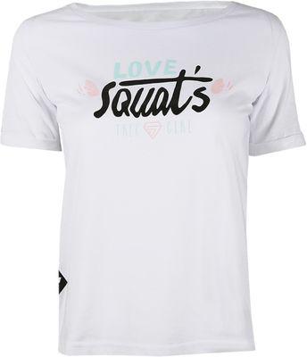 TrecWear dámské triko TrecGirl Love Squat