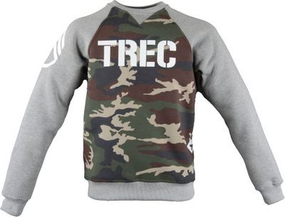 TrecWear Mikina Sweatshirt Camo 002