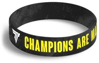 TrecWear Silikonový náramek Champions 039