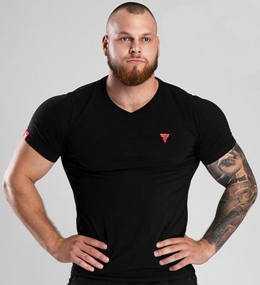 TrecWear pánské tričko VNeck 02