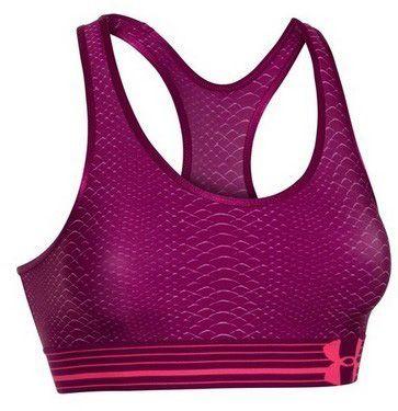 Under Armour dámská podprsenka HG Alpha Printed Sports bra