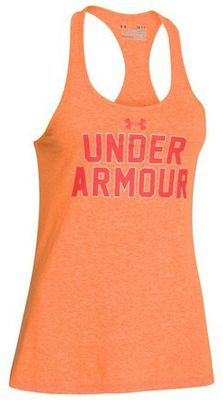 Under Armour Dámské tílko Big Logo Tri-Blend Tank
