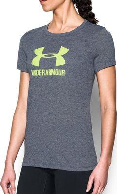Under Armour Dámské tričko Threadborne Sportstyle Crew Twist