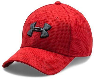 Under Armour Pánská kšiltovka Printed blitzing stretch fit cap