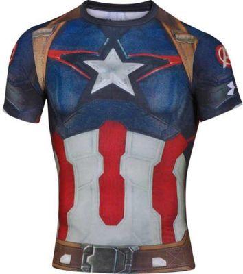 Under Armour pánské tričko Alter ego Captain America