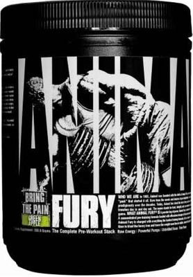 Universal Nutrition Animal FURY