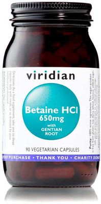 Viridian Betaine HCl
