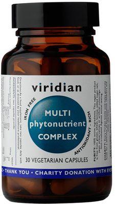 Viridian Multi Phyto Nutrient Complex