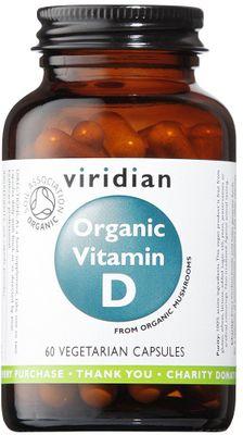 Viridian Organic Vitamin D