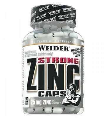 Weider Strong Zinc
