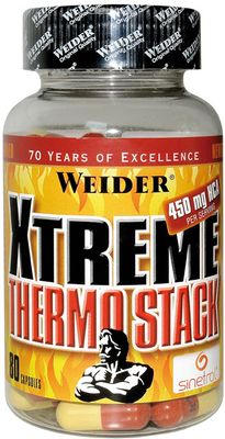Weider Xtreme Thermo Stack