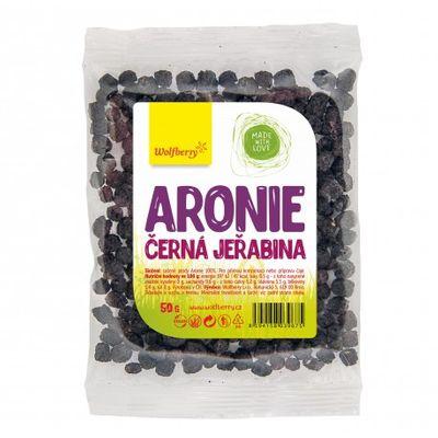 Wolfberry Aronie černá jeřabina