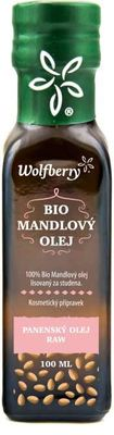 Wolfberry BIO Mandlový olej