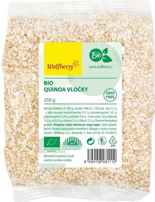 Wolfberry BIO Quinoa vločky