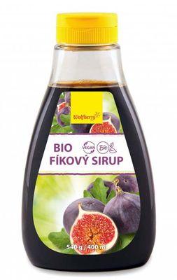 Wolfberry Fíkový sirup BIO