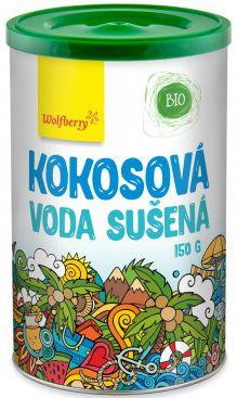 Wolfberry Kokosová voda sušená BIO