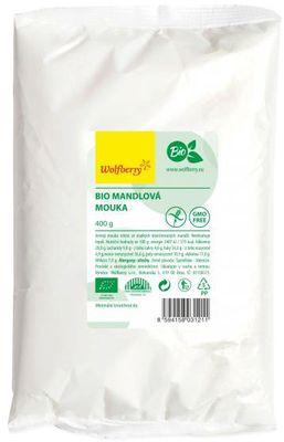 Wolfberry Mandlová mouka BIO