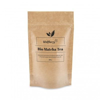 Wolfberry Matcha tea BIO