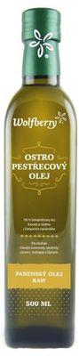 Wolfberry Ostropestřecový olej