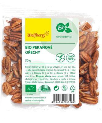 Wolfberry Pekanové ořechy BIO