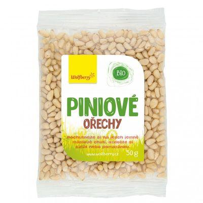 Wolfberry Piniové ořechy BIO