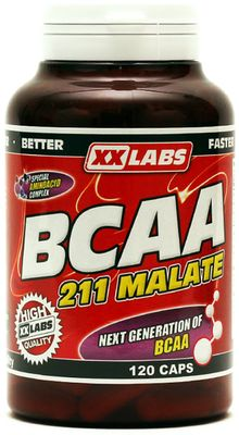 XXLabs BCAA Malate 211