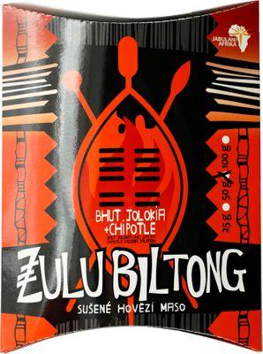 Zulu Biltong Sušené hovězí maso