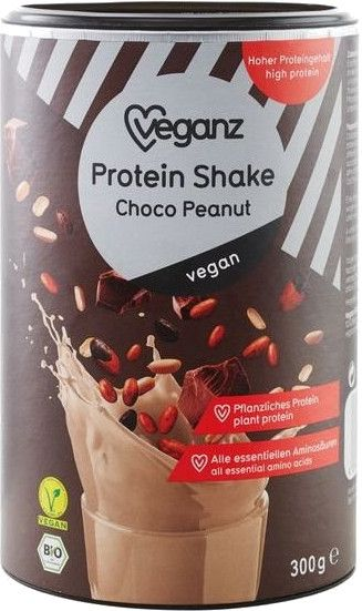 Veganz Protein Shake BIO | Aktin