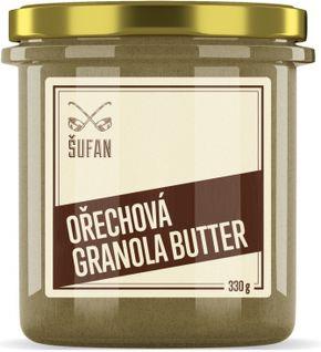 Šufan Granola butter