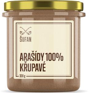 Šufan Arašídové máslo 100%