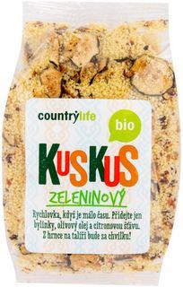 Country Life Kuskus ochucený zeleninový BIO