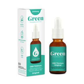 Green Pharmaceutics CBD tinktura